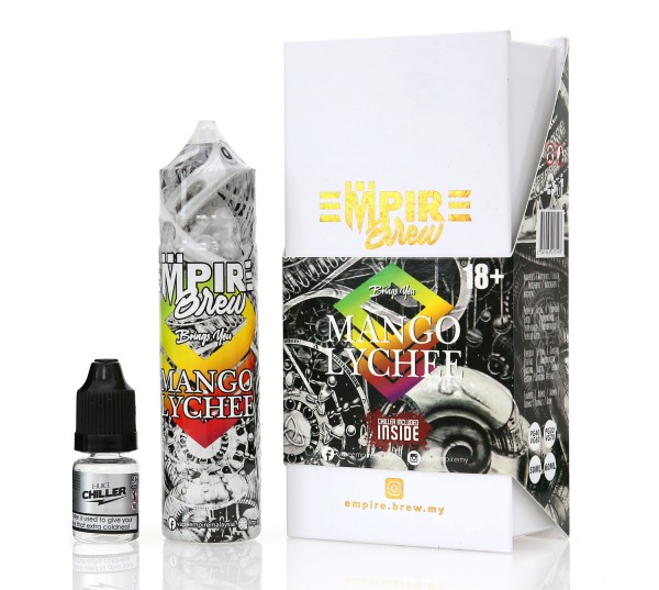 Empire Brew Mango Lychee DIY Liquid