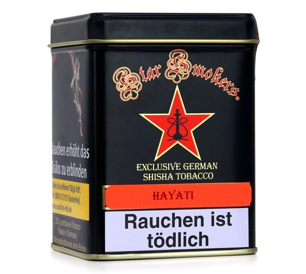 Star Smokers Hayati Shisha Tabak 200g