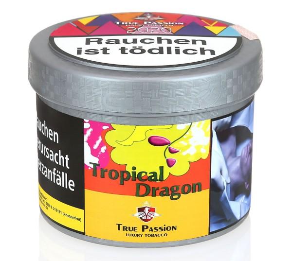 True Passion Tropical Dragon Shisha Tabak 200g