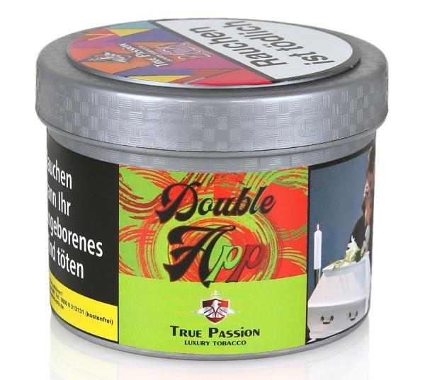 True Passion Double App Shisha Tabak 200g
