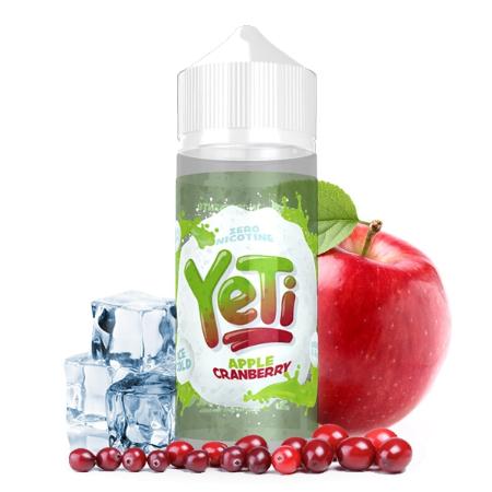 Yeti Apple Cranberry 100ml Liquid