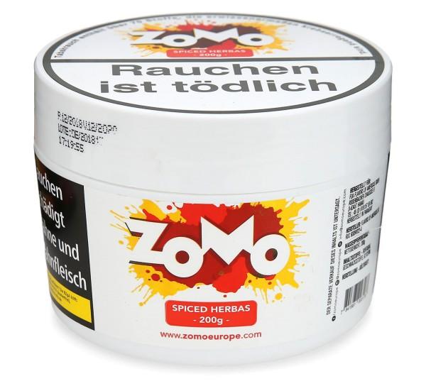 Zomo Spiced Herbas Shisha Tabak 200g