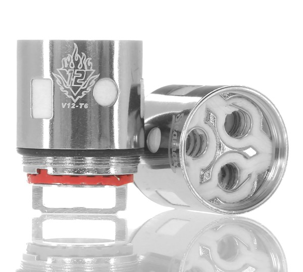 Steamax TFV12 Verdampferkopf V12-T6 0,17 Ohm 3 Stück