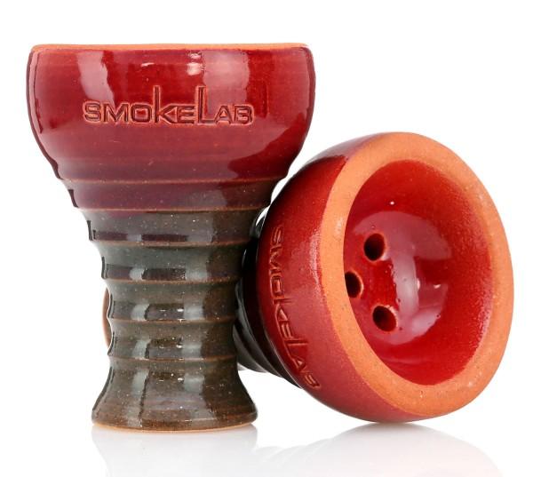 Smokelab Turkish Bowl 2.0 Dark Brown Red