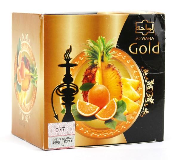 Al Waha Gold Hot Mama Shisha Tabak 200g