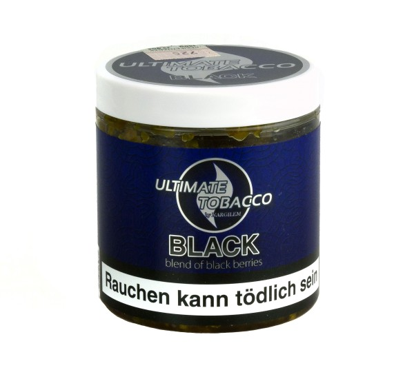 Ultimate Tobacco Black 150g
