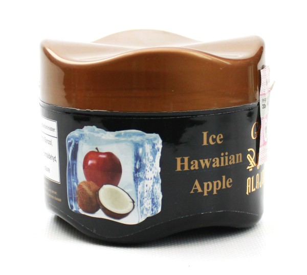 Al Ajamy Gold Ice Hawaiian Apple Shisha Tabak 200g