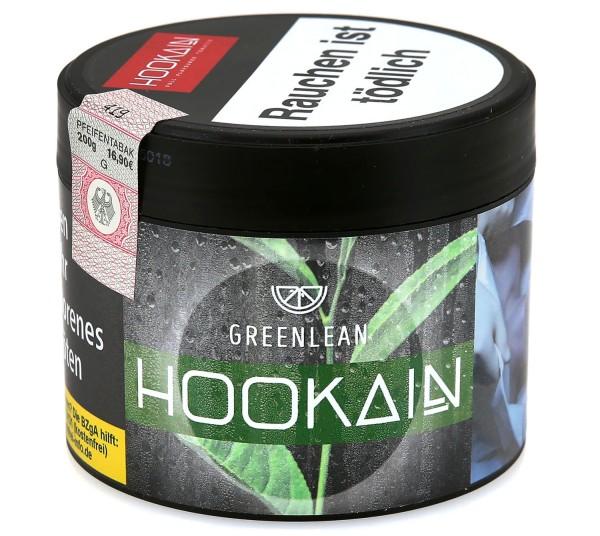 Hookain Green Lean Shisha Tabak 200g