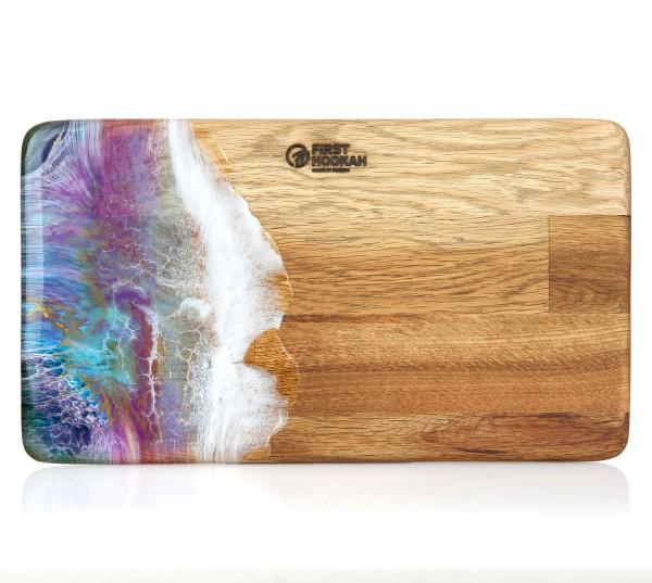 First Hookah Board Cosmic Wave