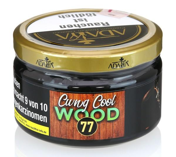 Adalya Chwng Cool Wood Shisha Tabak 200g