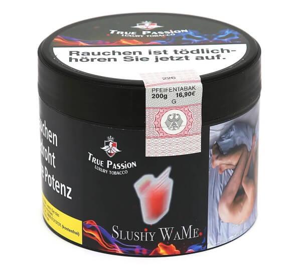 True Passion Slushy WaMe Shisha Tabak 200g