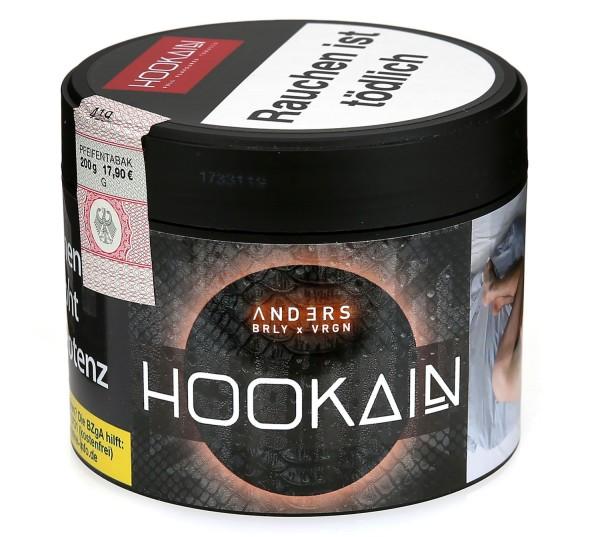 Hookain ANDERS Shisha Tabak 200g
