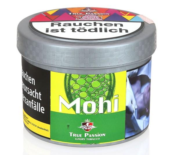 True Passion MoHi Shisha Tabak 200g