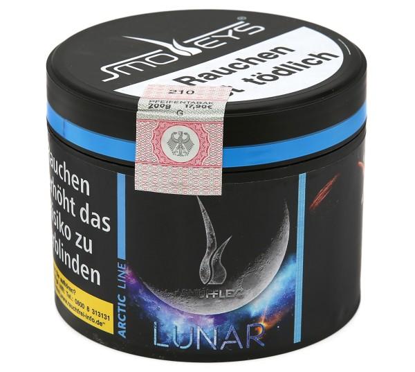 Smokeys Lunar Shisha Tabak 200g