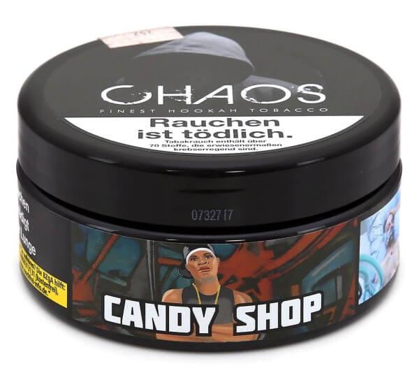 Chaos Candy Shop Shisha Tabak 200g