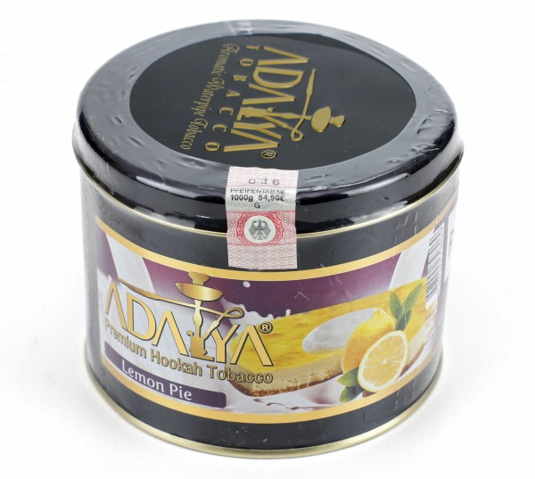 Adalya Lemon Pie Shisha Tabak 1kg