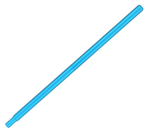 Aluminium Shisha Mundstück Liner XL Mat Sky Blue
