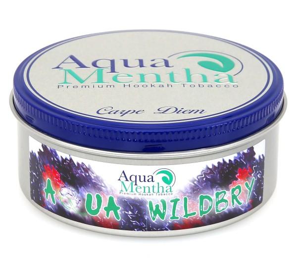 Aqua Mentha Wildbry Shisha Tabak 200g
