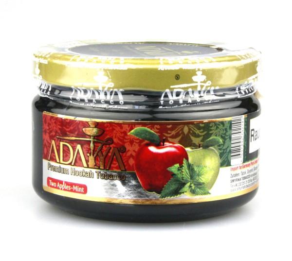Adalya Two App Cool (Doppelapfel Minze) Shisha Tabak 200g