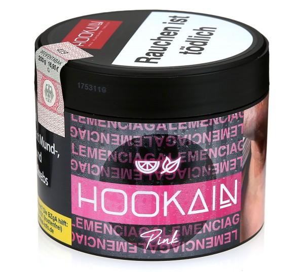 Hookain Pink Lemenciaga Shisha Tabak 200g
