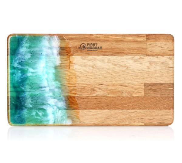 First Hookah Board Green Lake
