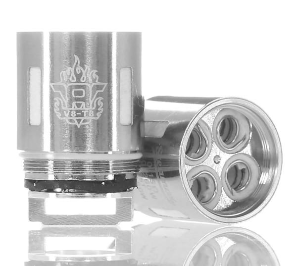 Steamax TFV8 Verdampferkopf V8-T8 0,15 Ohm 3 Stück