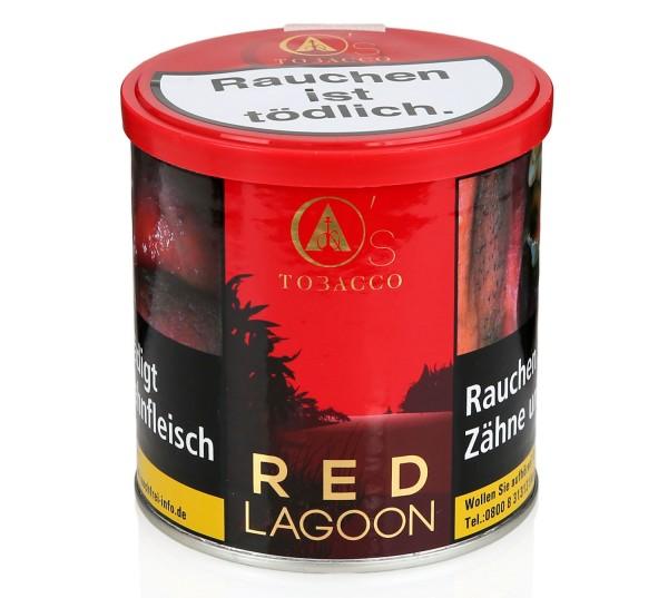 O's Tobacco Red Lagoon Shisha Tabak 200g