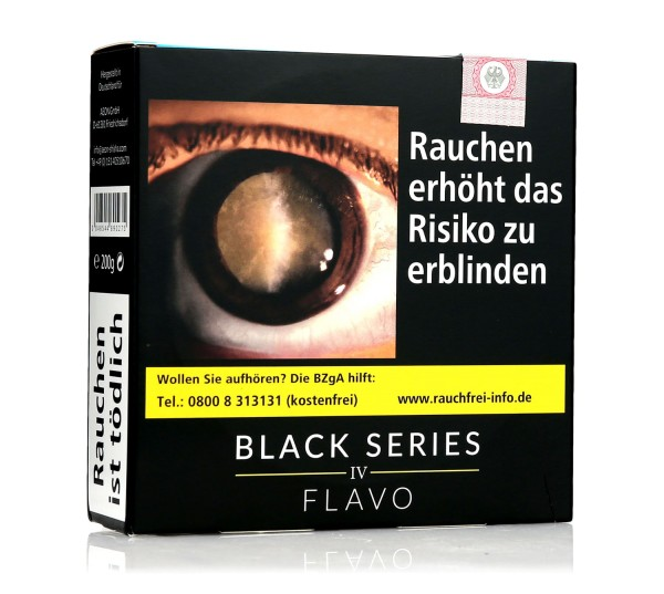 AEON Black Series - IV - Flavo