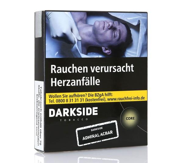 Darkside Core Admiral Acbar Shisha Tabak 200g