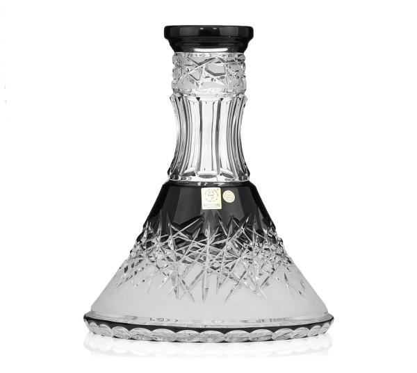 Caesar Crystal - Cone - Hoarfrost Down - Black