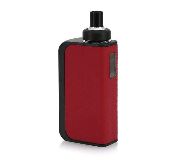 InnoCigs eGo AIO Box E-Zigarette Starterset schwarz-rot