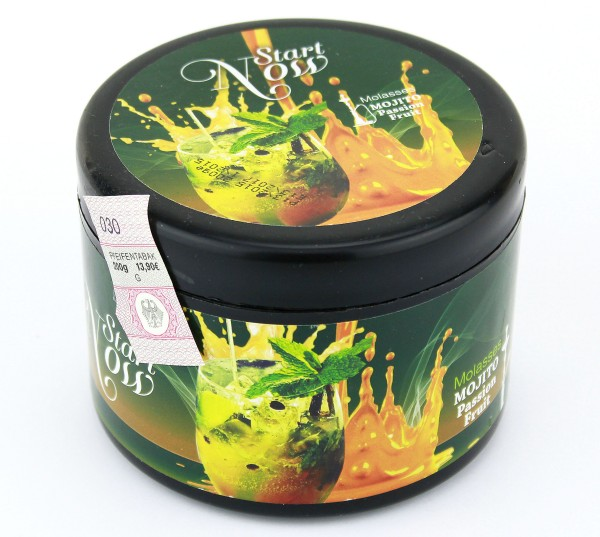 Start Now Passion Fruit Mojito Shisha Tabak 200g