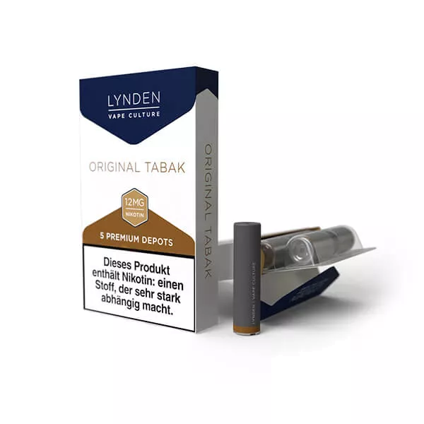 Lynden Depots Original Tobacco (5 Stück)