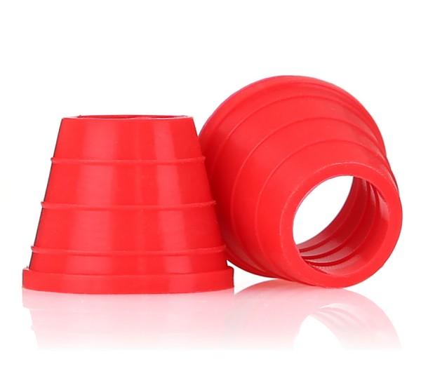 Kopfdichtung Grip Silikon Rot