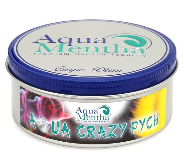 Aqua Mentha Crazy Pych Shisha Tabak 200g