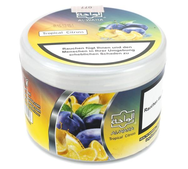 Al Waha Tropical C (Tropical Citruss) Shisha Tabak 200g