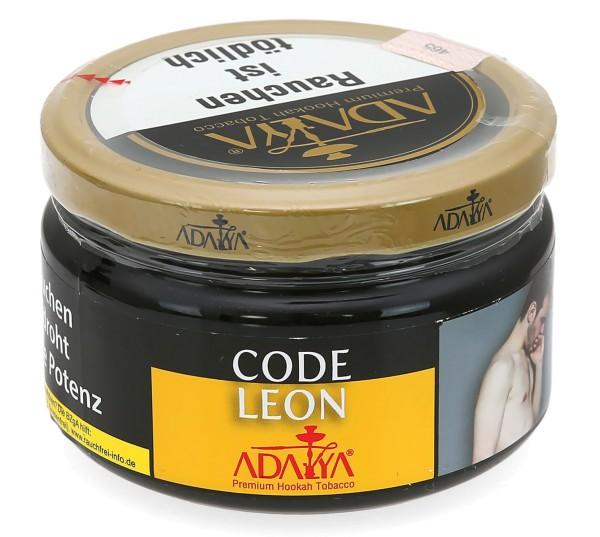 Adalya Code Leon Shisha Tabak 200g