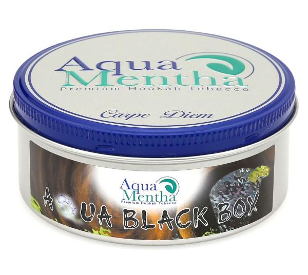 Aqua Mentha Black Box Shisha Tabak 200g