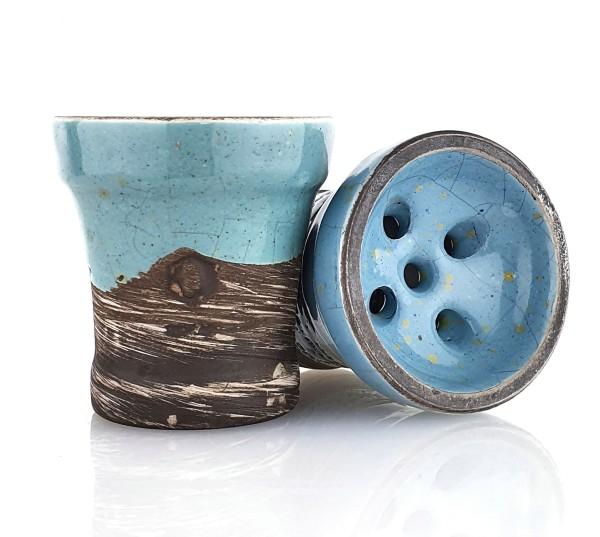 Kolos Mita Turquoise Jelly Tabakkopf