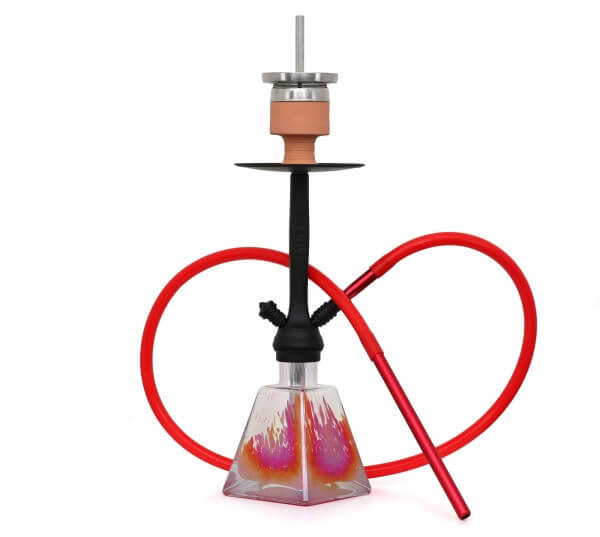 Amy 038R I Need You PSMBK Red Shisha