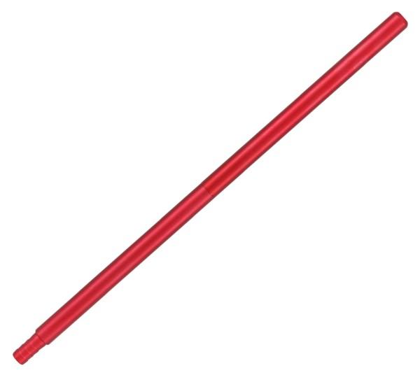 Aluminium Shisha Mundstück Liner XL Mat Red