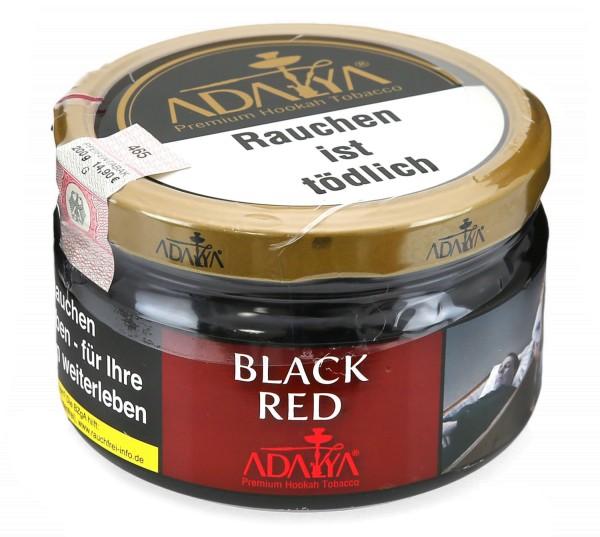 Adalya Black Red Shisha Tabak 200g