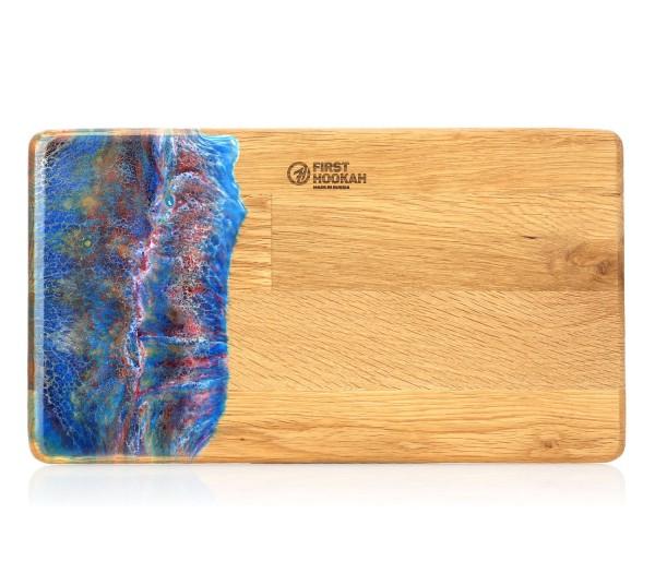 First Hookah Board Golden Starry Sky