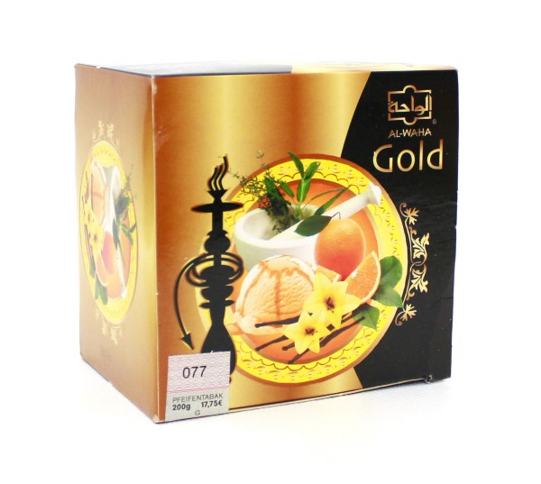 Al Waha Gold Golden Dream Shisha Tabak 200g