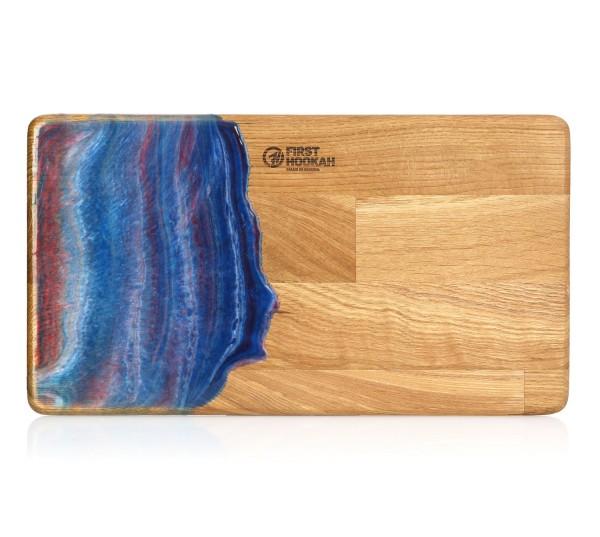 First Hookah Board Blue & Red