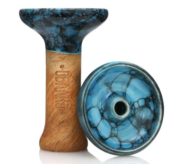 Oblako Phunnel M Glazed Marble Light Blue Black
