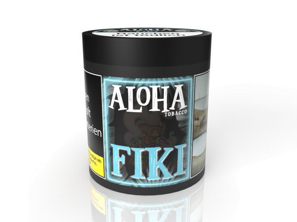 Aloha Tobacco FIKI Shisha Tabak 200g