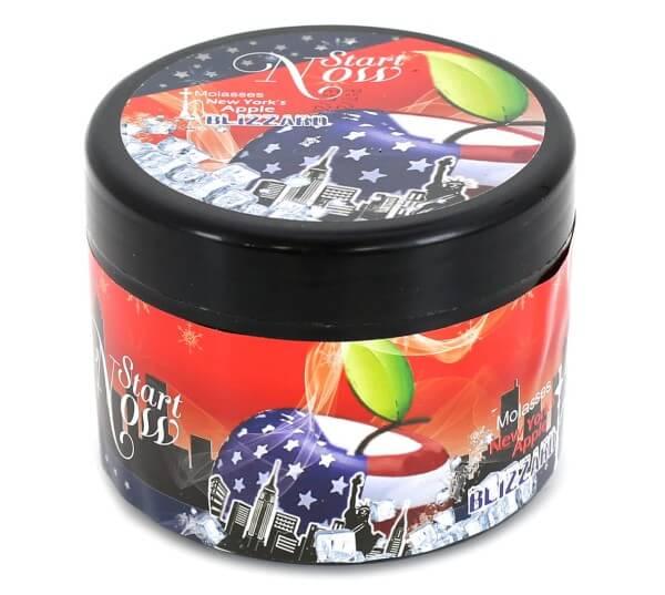 Start Now New York`s Apple Shisha Tabak 200g