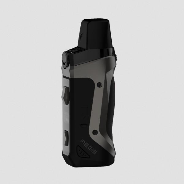 Geekvape Aegis Boost Pod Kit Gunmetal