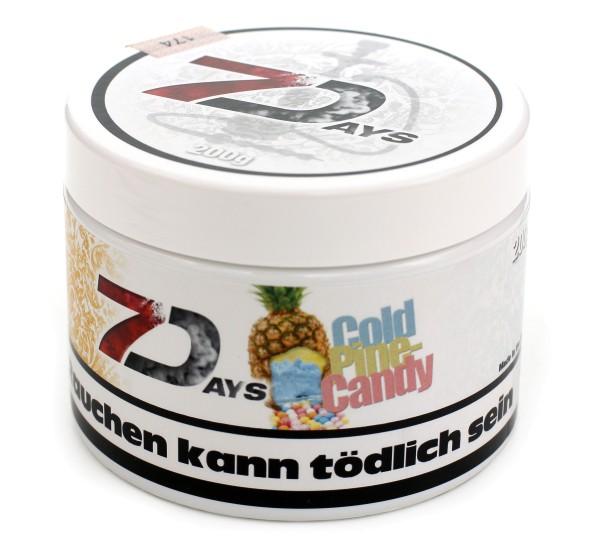 7Days Cold Pine (Cold Pine Candy) Shisha Tabak 200g